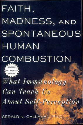 Image for Faith, Madness, and Spontaneous Human Combustion