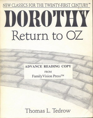 Image for Dorothy Return to Oz