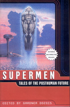 Image for Supermen - Tales of the Posthuman Future