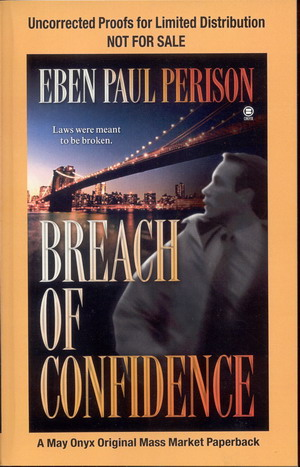 Image for Breach of Confidence