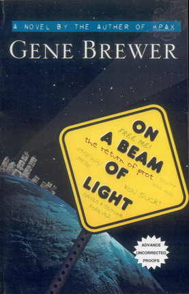 Image for On a Beam of Light - Advance Copy