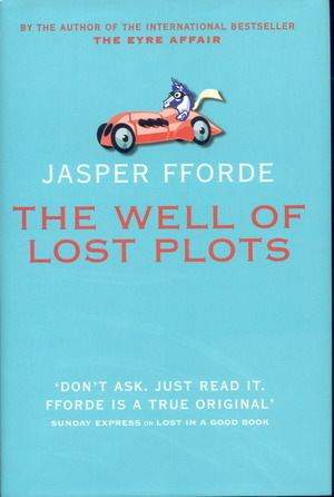 Image for Well of Lost Plots