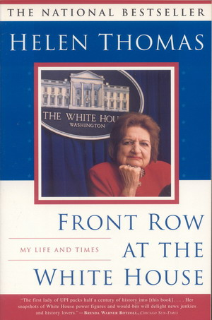 Image for Front Row at the White House