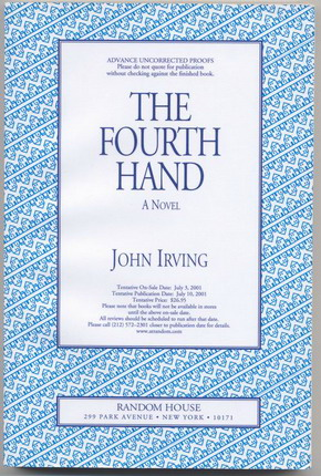 Image for Fourth Hand, The
