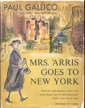 Image for Mrs Arris Goes to New York