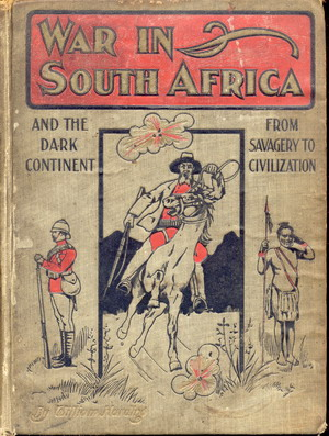 Image for War in South Africa