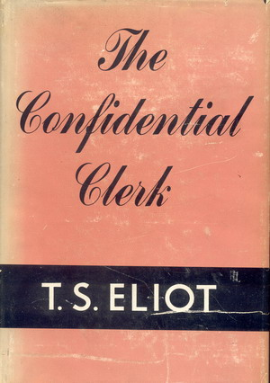 Image for Confidential Clerk, The