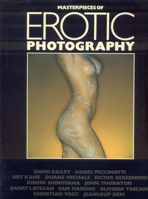 Image for Masterpieces of Erotic Photography
