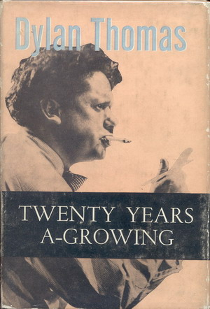 Image for Twenty Years A- Growing