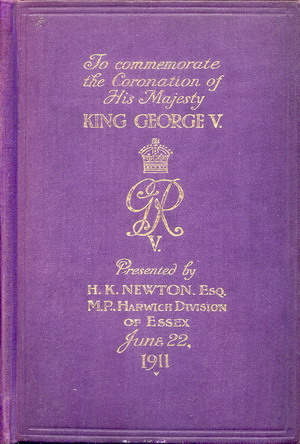 Image for Waverley - Special Coronation Binding