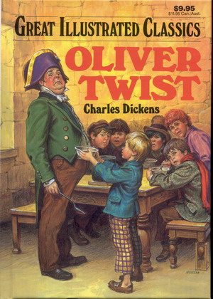 Image for Great Illustrated Classics: Oliver Twist