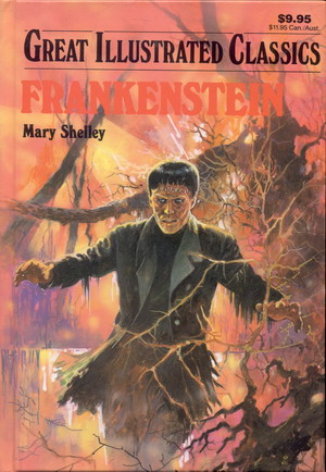 Image for Great Illustrated Classics: Frankenstein
