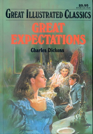 Image for Great Illustrated Classics: Great Expectations