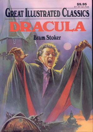 Image for Great Illustrated Classics: Dracula