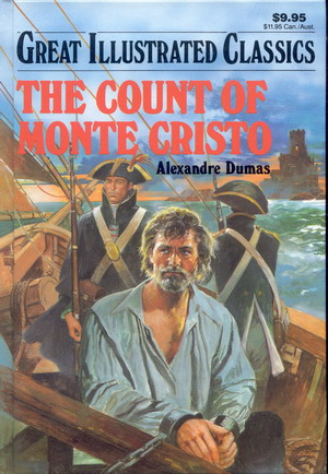 Image for Great Illustrated Classics: The Count of Monte Cristo