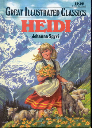 Image for Great Illustrated Classics: Heidi
