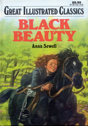 Image for Great Illustrated Classics: Black Beauty