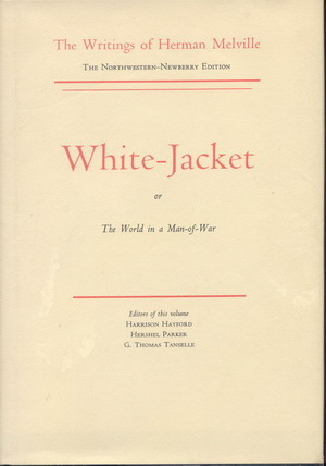 Image for White Jacket  - Northwestern- Newberry