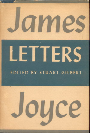Image for Letters of James Joyce - Edited by Stuart Gilbert