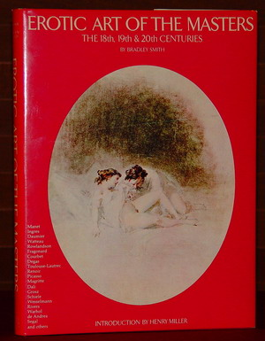 Image for Erotic Art of the Masters 18th, 19th, 20th Centuries