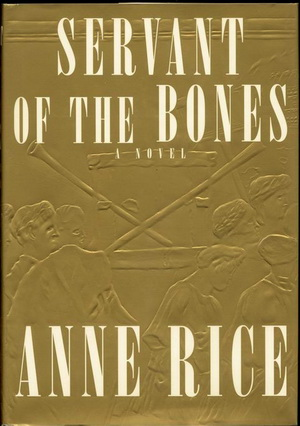 Image for Servant of the Bones