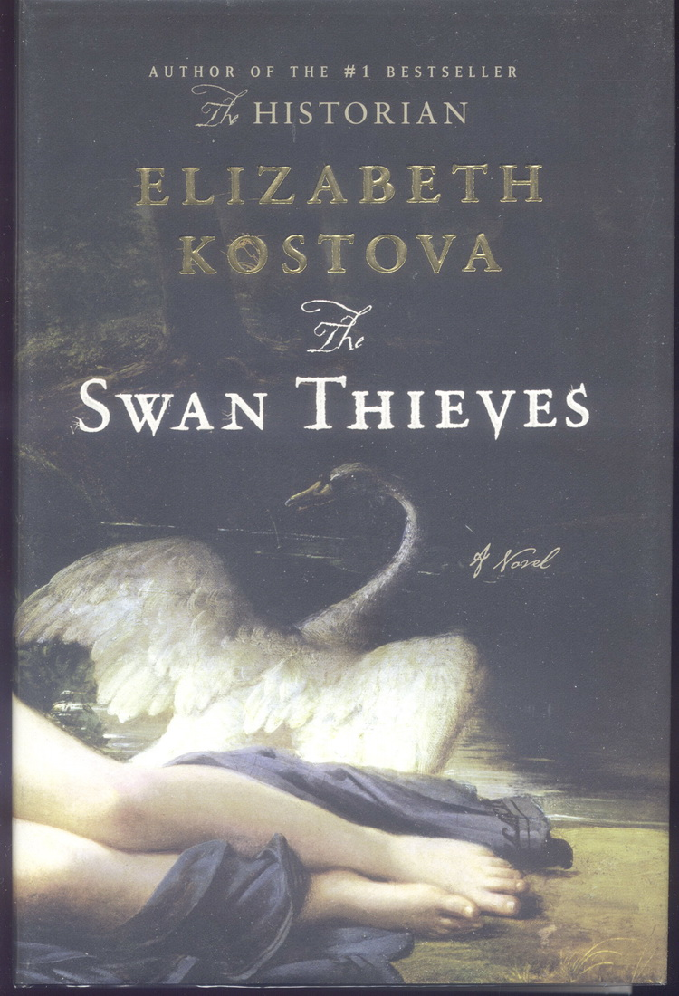 Image for Swan Thieves, The